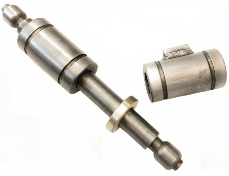 Svetsgångjärn H186mm
