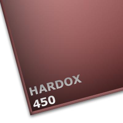 Slitstål Hardox 450