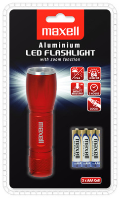 Ficklampa LED Maxell 84lm