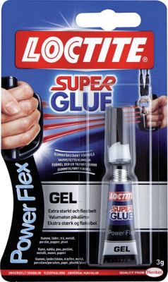 Superlim Flex Gel Tube Loctite