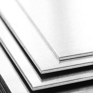 Aluminium Plåt 1000x 500mm