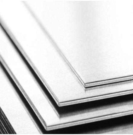 Aluminium Plåt små bitar