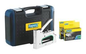 Häftpistol Rapid R34 Väska