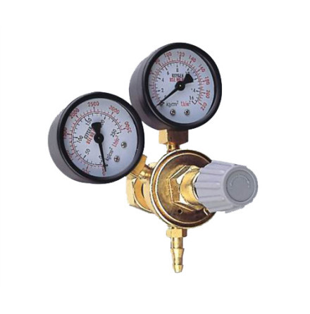 Gasregulator DIY Argon/Co2 Rimac - ISO 2503