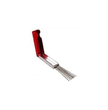 Rensnålsats med 12 st nålar