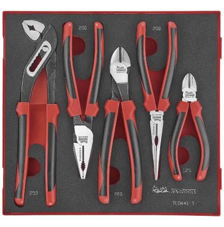 Tångsats Teng Tools TED441-T