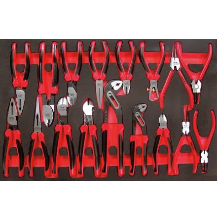 Tångsats Teng Tools TTEMB17