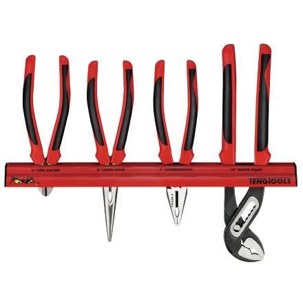 Tångsats med väggställ Teng Tools WRMB04