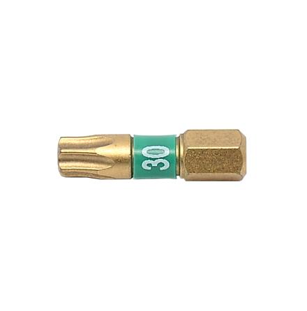Höghållfasta Torx Bits 25mm